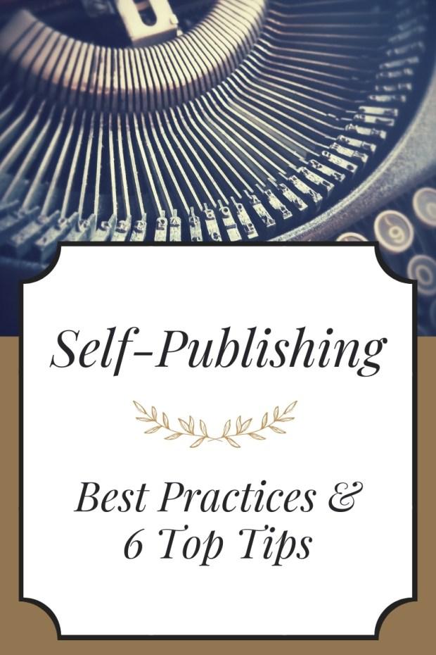 Self-Publish best practices