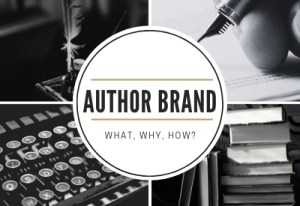What is an author brand blog