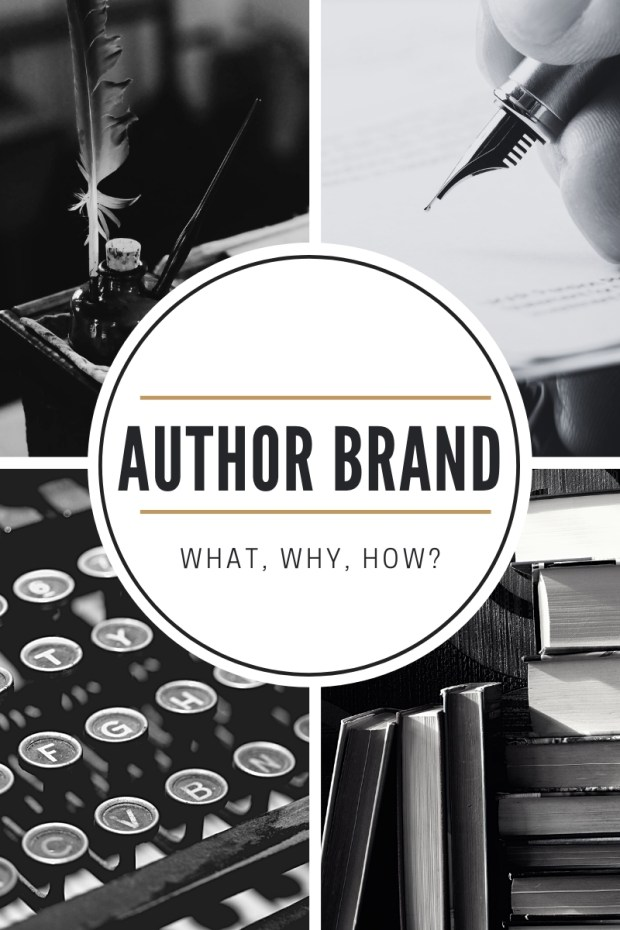 What is an author brand
