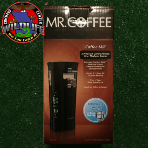 Image Result For Mr Coffee Precision Coffee Grinder With Chamber Maid Cleaning System