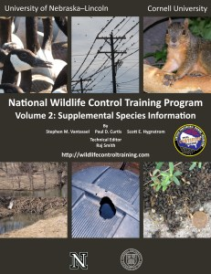 National Wildlife Control Training Program: Supplemental Species Information