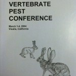 Proceedings of the 24th Vertebrate Pest Conference