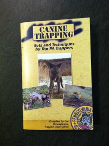 Canine Trapping by PA Trappers