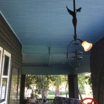Blue Porch Ceiling?