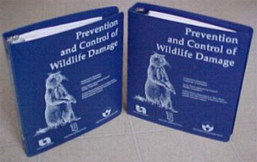 Prevention & Control of Wildlife Damage 5th Ed?