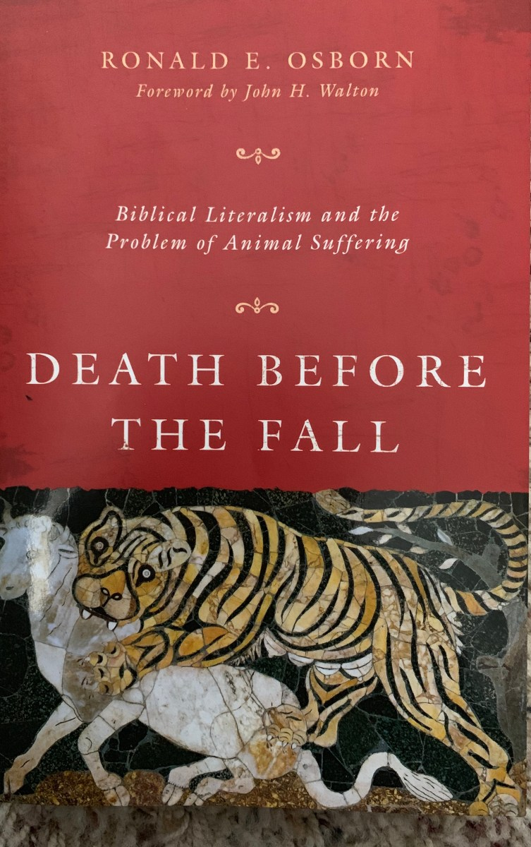 Death Before the Fall by Ronald E. Osborne, reviewed by Stephen M. Vantassel.