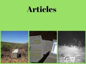 Wildlife Impulse - Articles