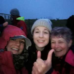 orca watch last night (C) Sally Tapp