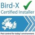Bird-X Certified Installer