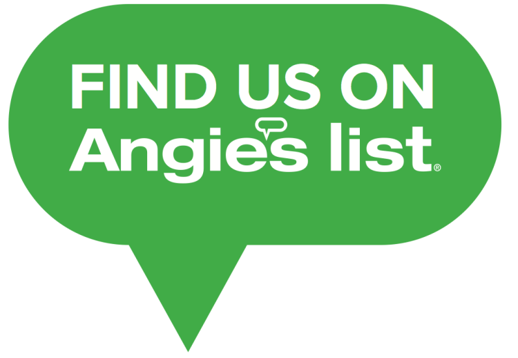 Yep We are on Angie's List!