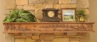 Fireplace Mantels & Shelves | Specialty Carved Fireplace ...