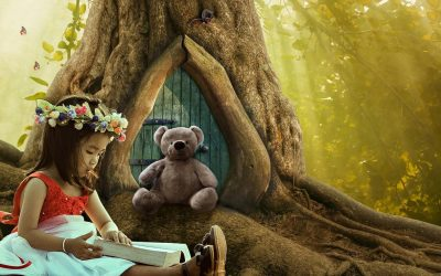 Fairy story for younger children