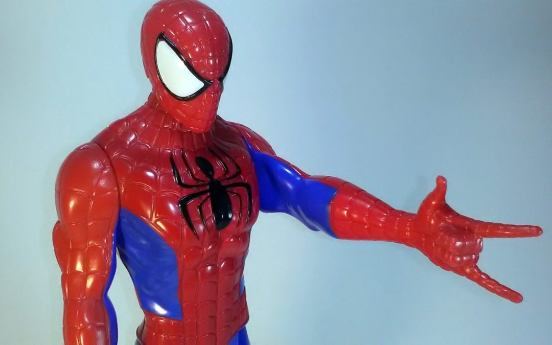 Minibeast superhero