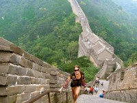 The Great Wall Vs. Trump's Great Wall