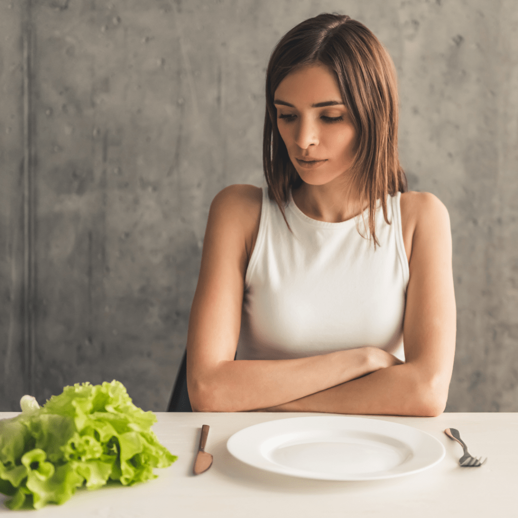 Starving Yourself is NOT the Answer