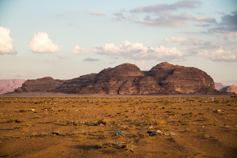wadi rum wastes