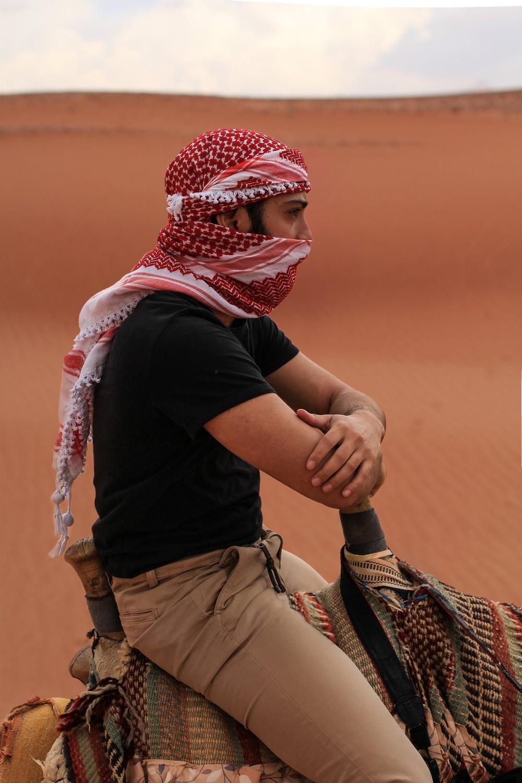 Wadi Rum Desert Camel Ride