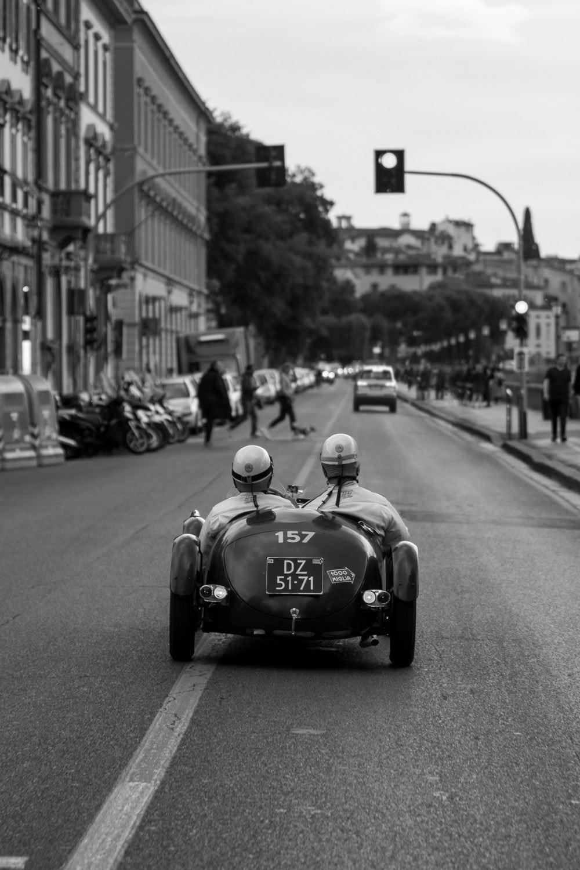 1000 Miglia 2019 Florence Italy
