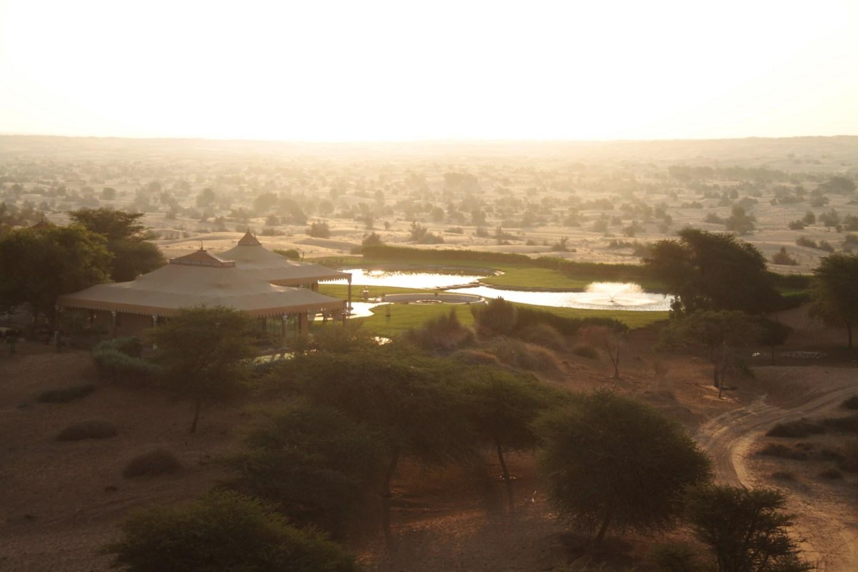 Dubai Desert Oasis