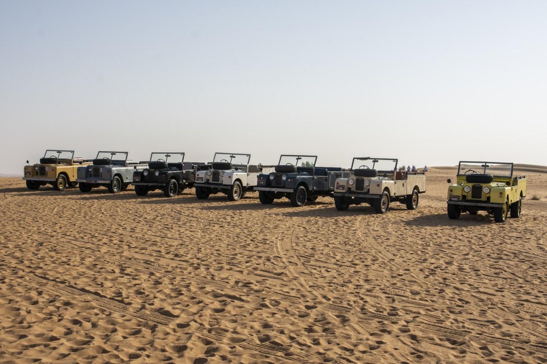 Dubai Desert Platinum Heritage