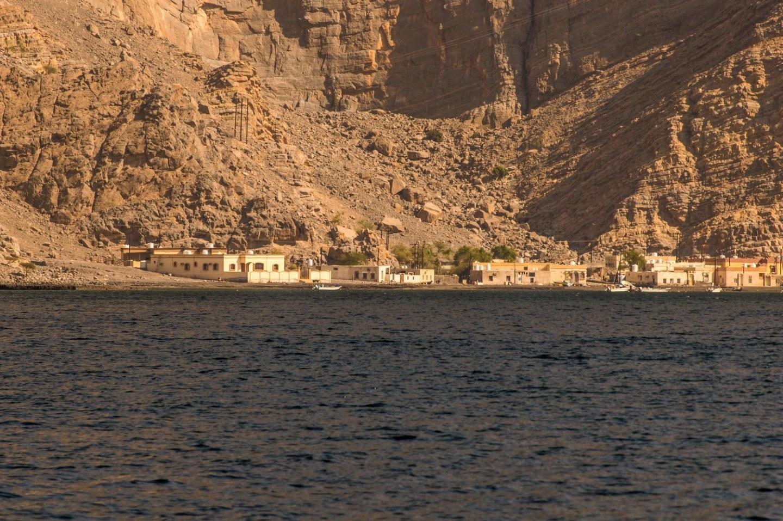 Musandam Fjords Oman khor ash sham