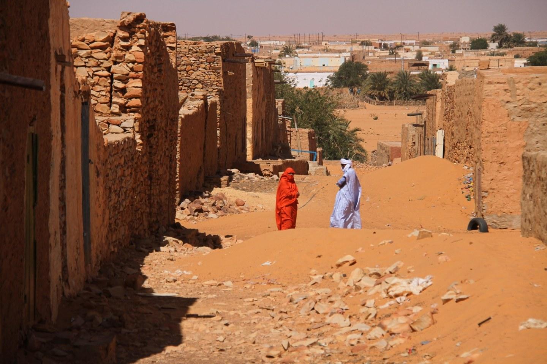 Chinguetti people Mauritania
