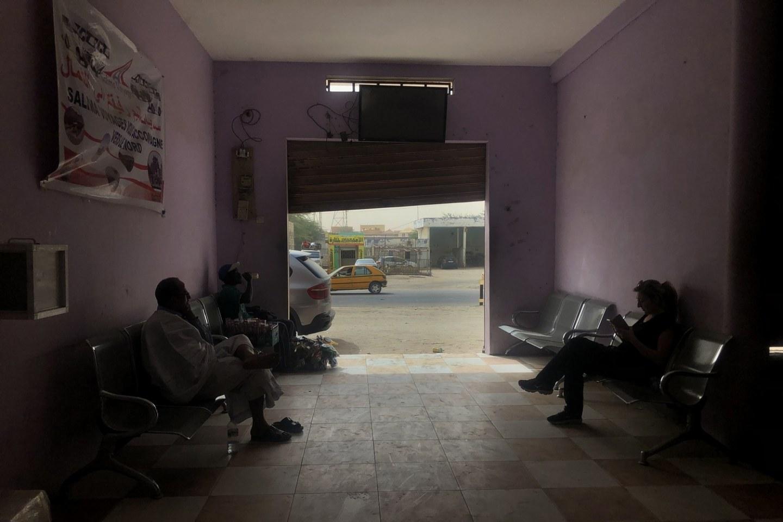 Nouakchott minibus Salima Voyages