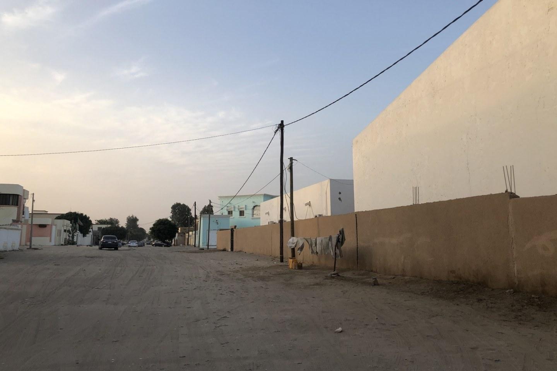 Mauritania Nouakchott streets