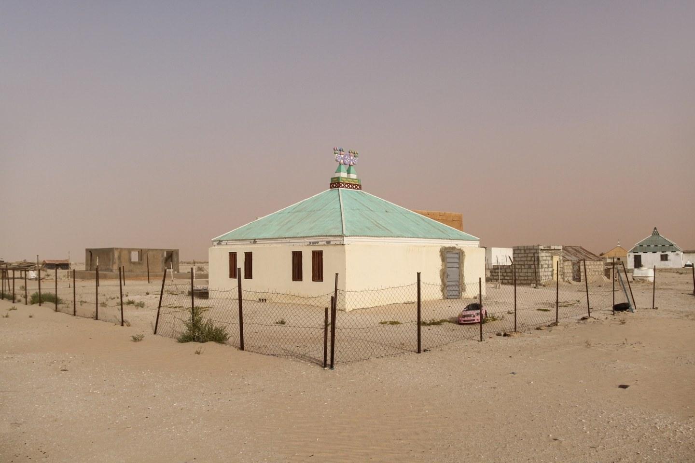 Sahara Desert Mauritania