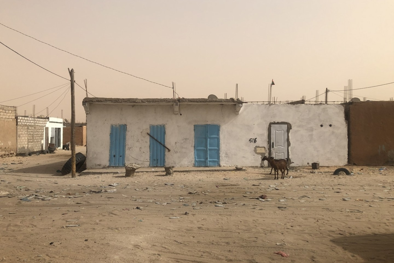 Nouakchott streets