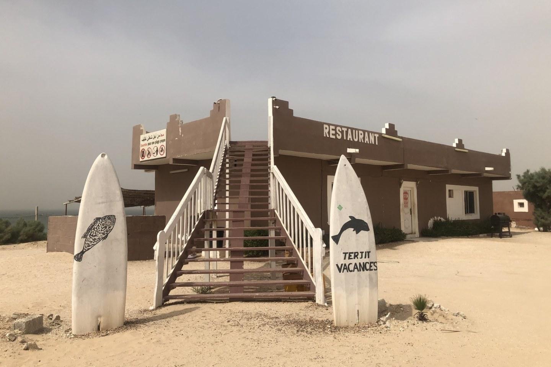 Nouakchott Terjit Vacances Restaurant