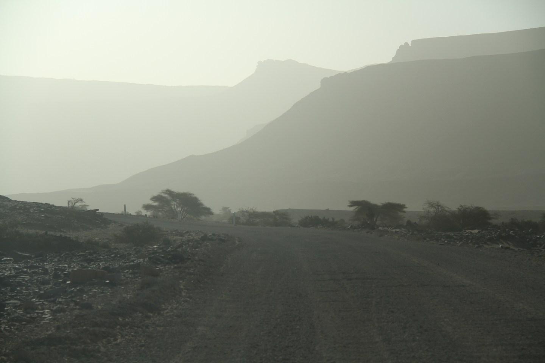 Amojjar Pass Atar Mauritania
