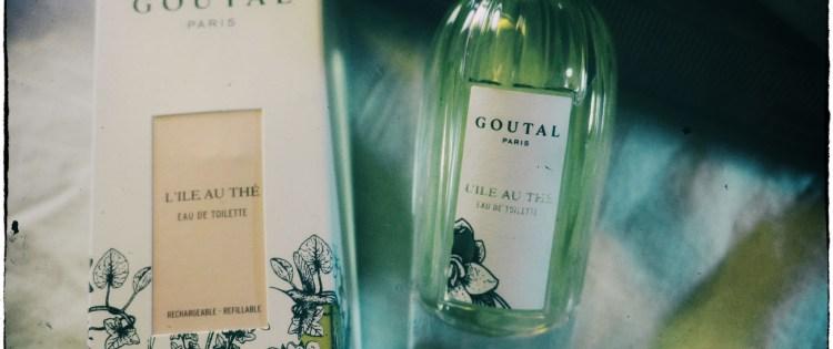 [香水]GOUTAL_L'ile Au The/濟州島茶