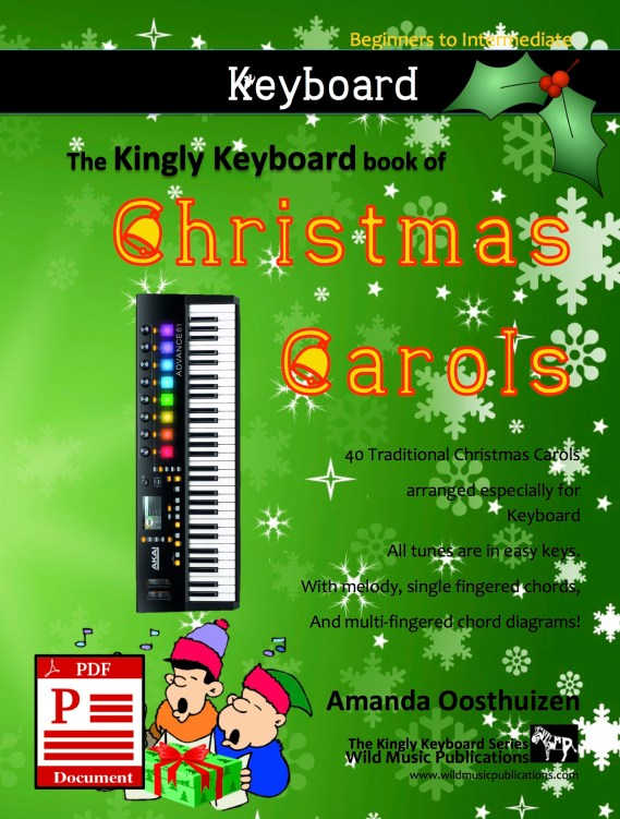 Christmas Carols for Keyboard