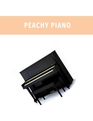 Peachy Piano