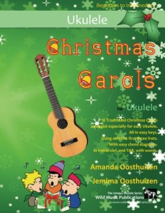 Easy Christmas Carols for Ukulele