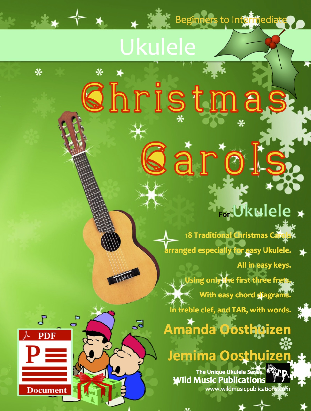 Easy Christmas Carols For Ukulele Pdf Download