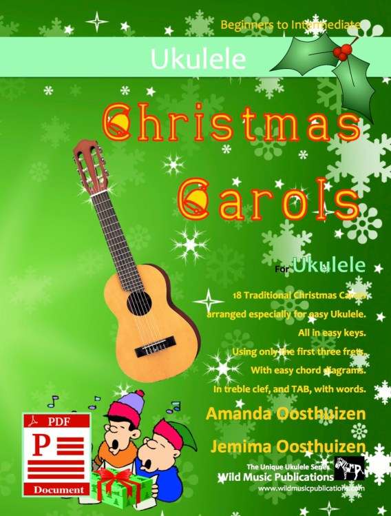 Easy Christmas Carols for Ukulele - PDF Download