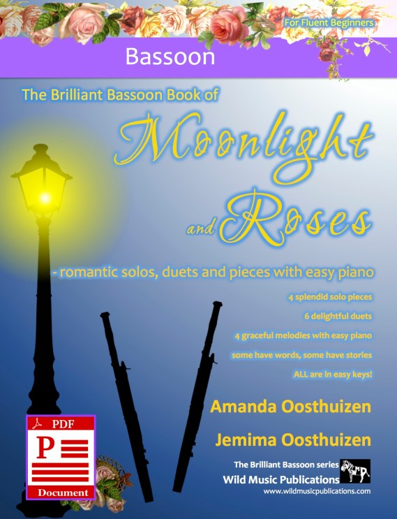 The Brilliant Bassoon Book of Moonlight and Roses Download
