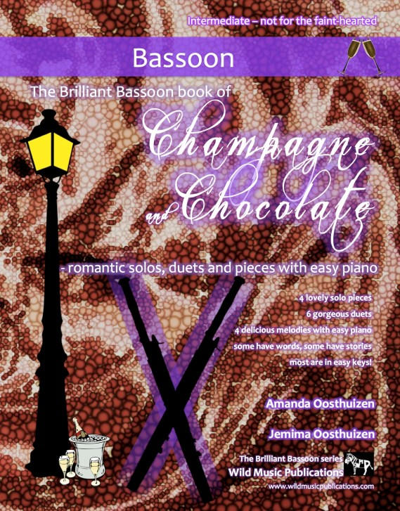 The Brilliant Bassoon book of Champagne and Chocolate
