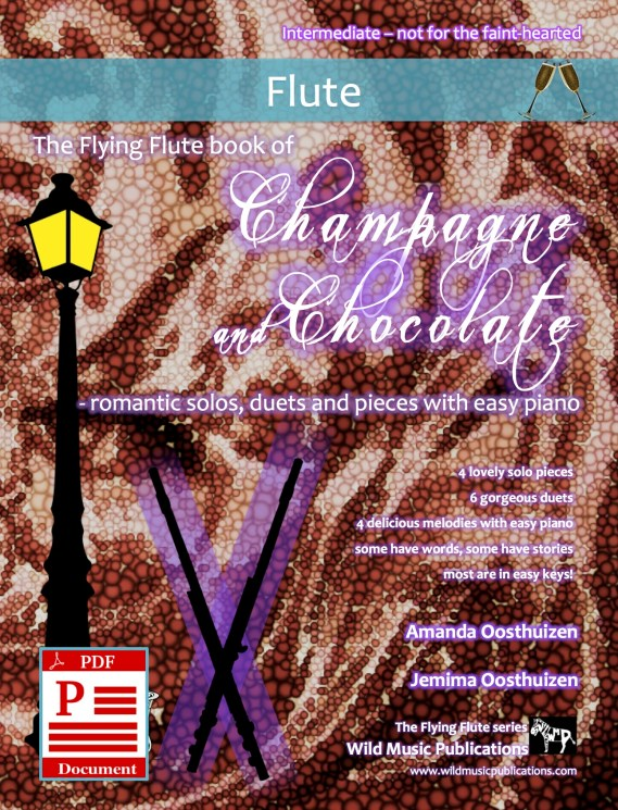 The Flying Flute book of Champagne and Chocolate Download
