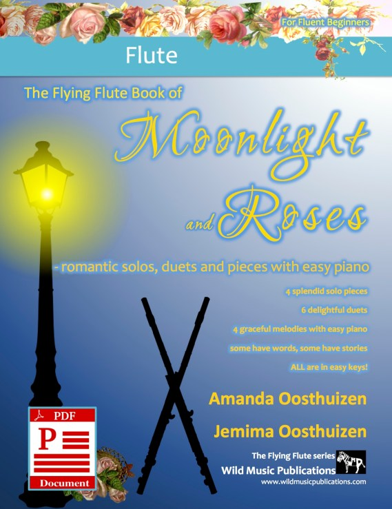 The Flying Flute Book of Moonlight and Roses Download
