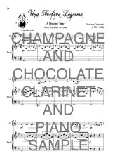 The Catchy Clarinet book of Champagne and Chocolate WEB SAMPLE2