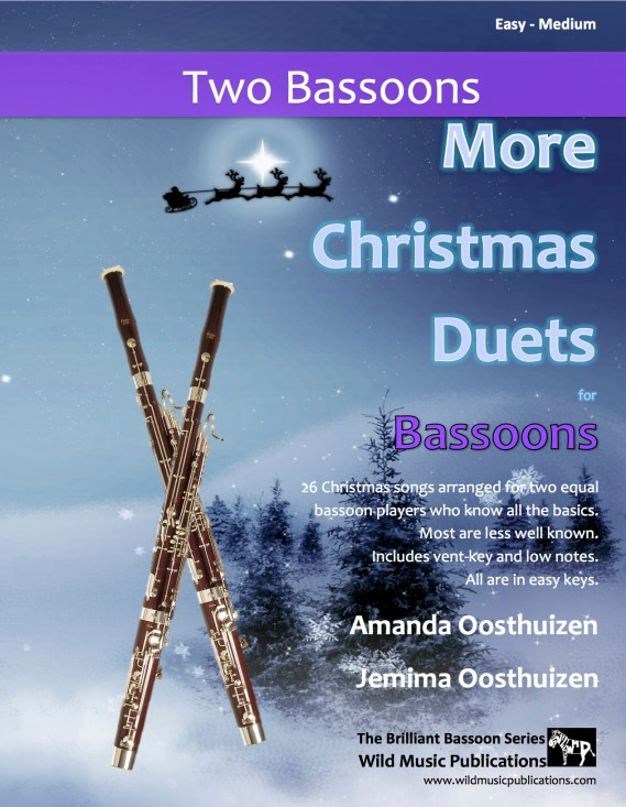 More Christmas Duets for Bassoons