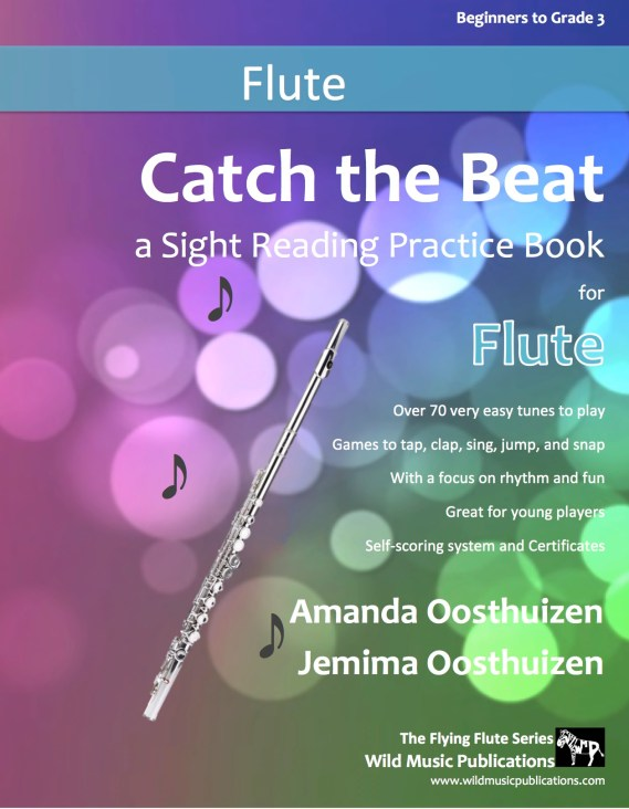 Catch the Beat Flute Sight Reading