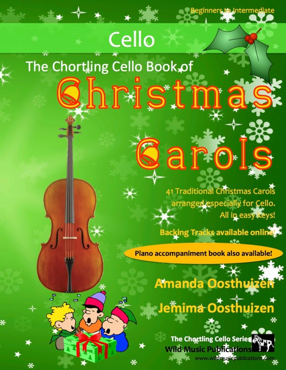 The Chortling Cello Book of Christmas Carols