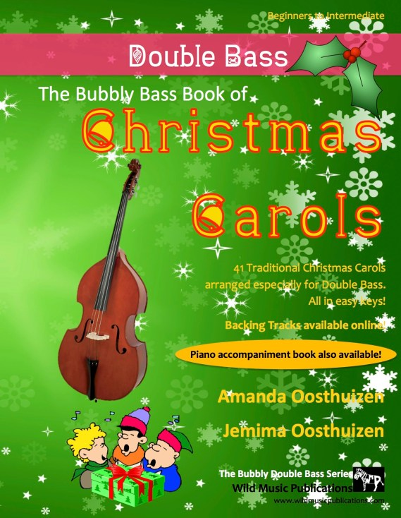 The Bubbly Bass Book of Christmas Carols