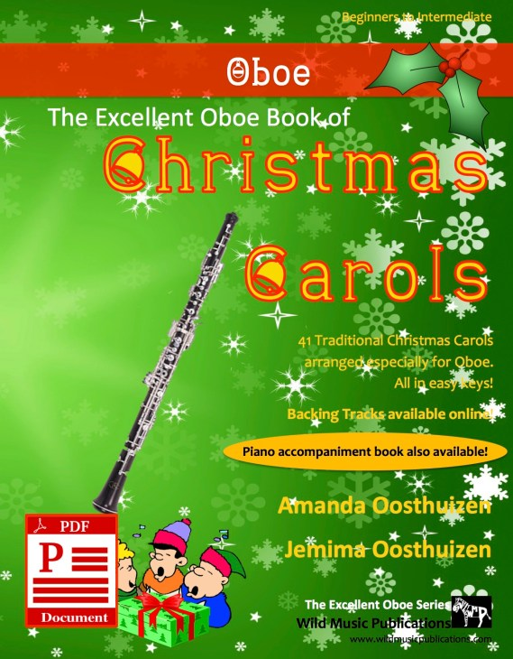 The Excellent Oboe Book of Christmas Carols Download