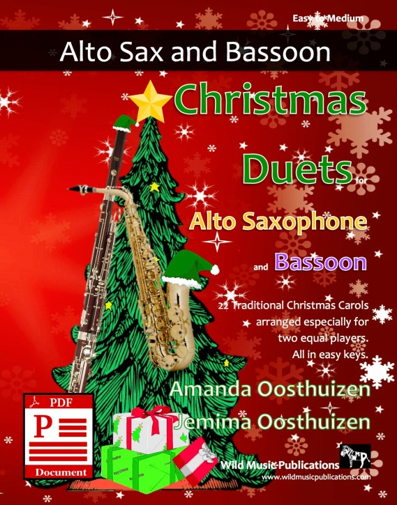 Christmas Duets for Alto Saxophone and Bassoon Download