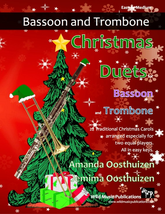Christmas Duets for Bassoon and Trombone
